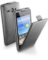 Cellular Line Cell Huawei Flip Ess. Zwart Y530