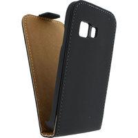 Mobilize Samsung Ultra Slim Flip Zwart Young2