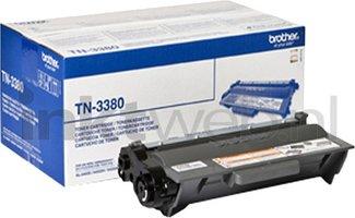 Brother TN-3380 zwart (Origineel Hoge Capaciteit)