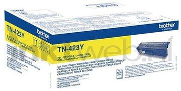 Brother TN-423 geel (Origineel Hoge Capaciteit)