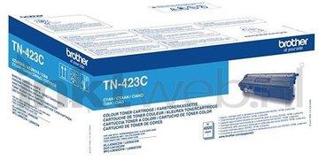 Brother TN-423 cyaan (Origineel Hoge Capaciteit)