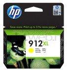 HP 912XL geel (Origineel Hoge Capaciteit)