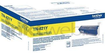 Brother TN-421 geel (Origineel)