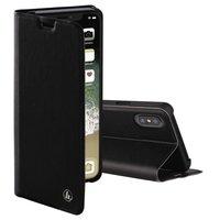 Hama Booklet Slim Pro Voor Apple IPhone Xs Zwart