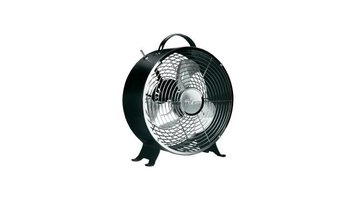 Tristar VE-5966 Retro Tafel Ventilator Zwart 25cm
