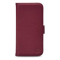 Mobilize MOB-24380 Smartphone Gelly Wallet Book Case Elite Samsung Galaxy A6 2018 Bordeaux