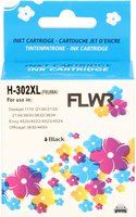 FLWR HP 302XL zwart (Remanufactured)