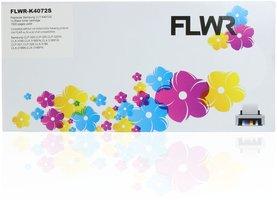 FLWR Samsung CLT-K4072S zwart (Huismerk (compatible))