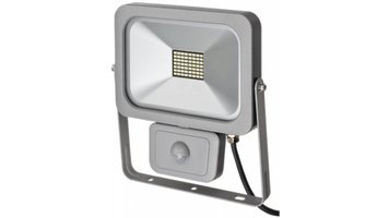 Brennenstuhl 1172900301 LED Floodlight Met Sensor 30W 2530Lm