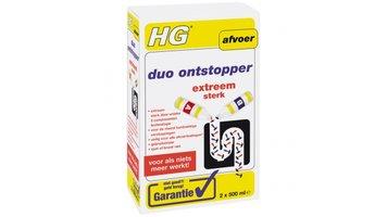 HG Dua Ontstopper 2x 0,5 L