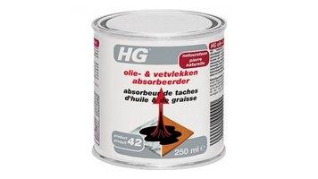 HG Olie & Vetvlek Absorbeerder 250 ml
