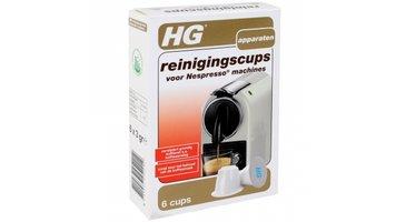 HG Reinigingscups V. Nespresso