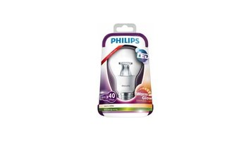 Philips Dimbare LED Kogel Lamp 6W (40W) E27