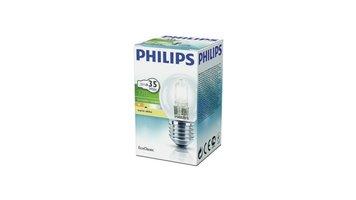 Philips Eco Classic 28W (35W) E27 Dimbare Halogeen Kogellamp