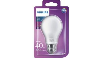 Philips LEDClassic 40W A60 E27 WW FR ND
