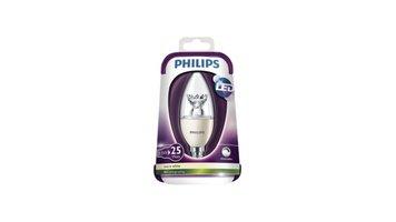Philips Dimbare LED Kaarslamp 3,5W (25W) E14 Warmwit