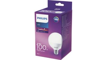 Philips LED Globe 100W (16,5W) G93 E27 WW FR ND 1CT/4 Verlichting
