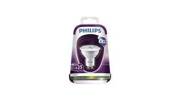 Philips 3,5W (35W) GU10 36DND LED Reflectorlamp Warmwit