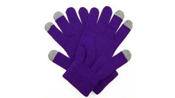 Muvit M133019  Touch Screen Handschoenen Paars Maat M
