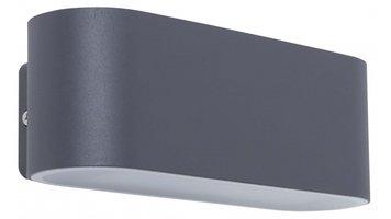 Ranex RA-1002726 Led Wandlamp Voor Buiten 14 W 970 Lm Donkergrijs