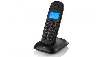 Topcom TE-5730 Dect Telefoon Zwart