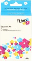 FLWR Dell 22 / 592-11329 kleur (Huismerk (compatible))