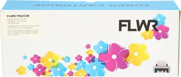 FLWR Brother TN-243 magenta (Huismerk (compatible))