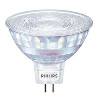 Philips LED-Verlichting Dimbare Spot Warm White GU5.3 50W