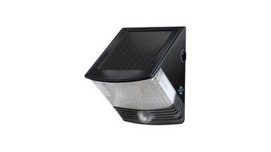 Brennenstuhl Bn-0821 Solar Led Muurlamp 2 Led's Ip44