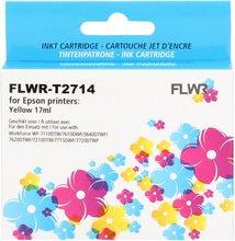 FLWR Epson 27XL T2714 geel (Huismerk (compatible))