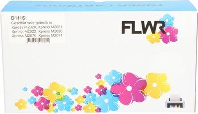 FLWR Samsung MLT-D111S zwart (Huismerk (compatible))