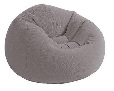 Intex 68579NP Beanless Bag Chair Opblaasbare Stoel 104x107x69 cm